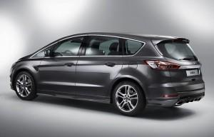 ford s-max 2015 hinten