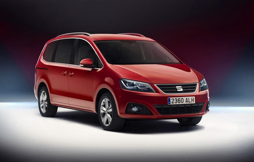 seat alhambra 2015 facelift bringt viele neuerungen. Black Bedroom Furniture Sets. Home Design Ideas