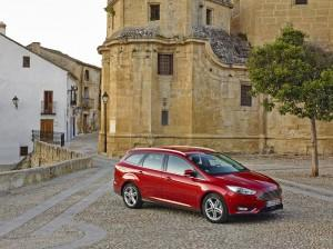 ford focus turnier 2015