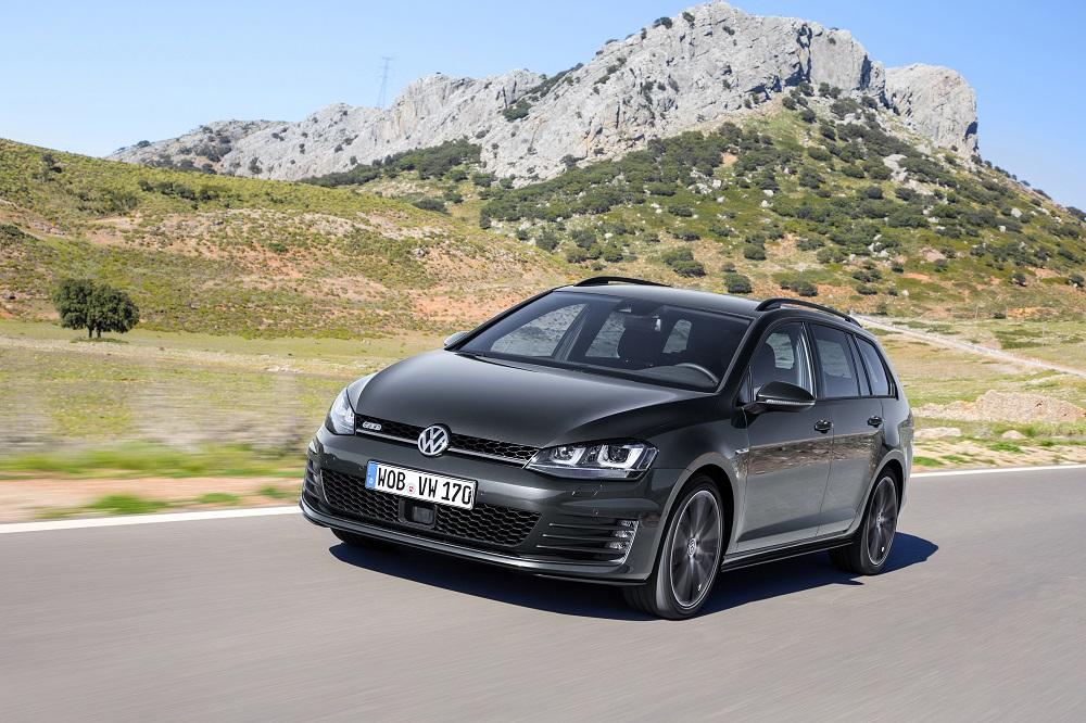 vw golf alltrack golf r variant und golf gtd variant neue kombis. Black Bedroom Furniture Sets. Home Design Ideas