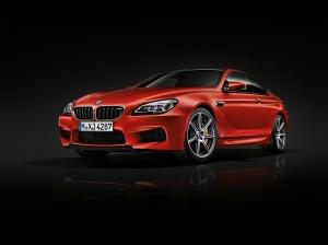 BMW M6 Coupé Competition Paket