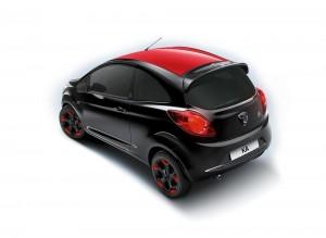 ford ka red edition 2015