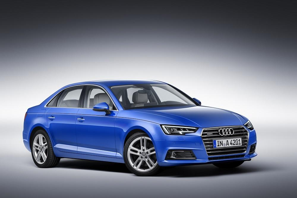 audi a4 a4 avant 2015 neue generation. Black Bedroom Furniture Sets. Home Design Ideas