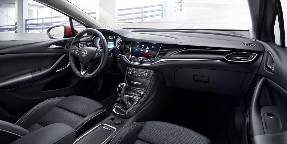 Opel Astra Sports Tourer 2015 Test Das Strahlen Ist