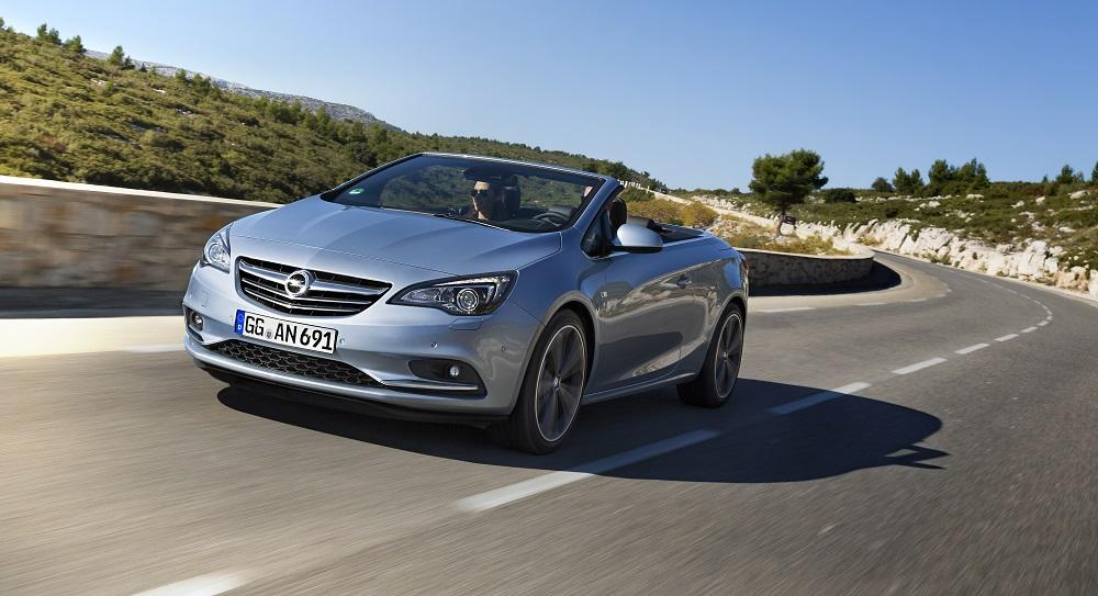 opel cascada 2015 cabrio f r den sommer. Black Bedroom Furniture Sets. Home Design Ideas