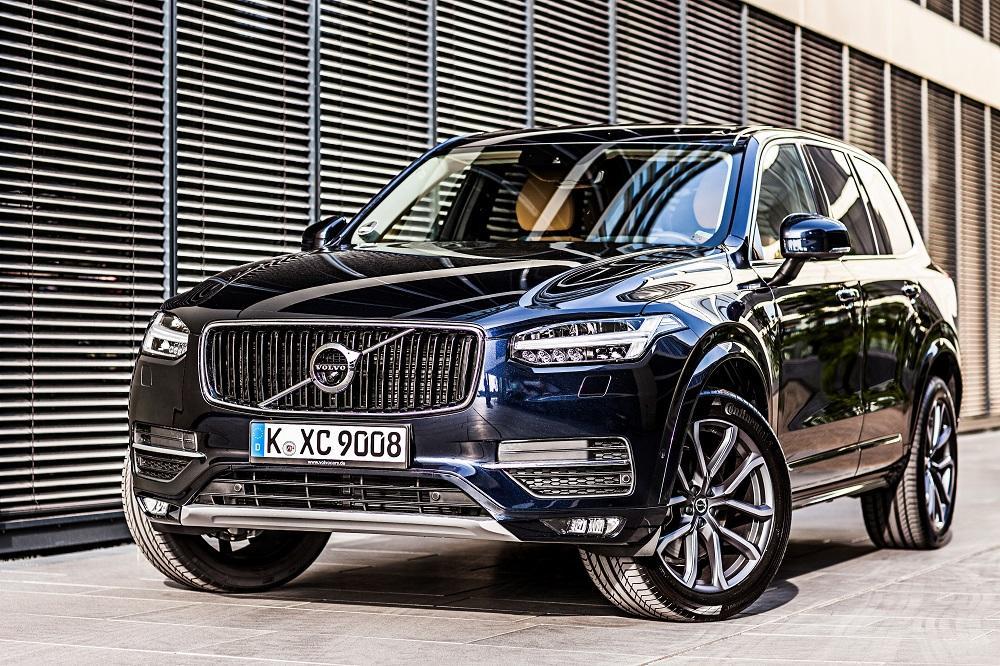 Volvo Xc90 2015 T6 Test Wenn Schweden Edel Reisen Meinautode