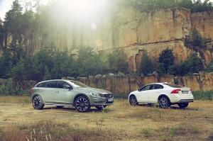 Volvo V60 Cross Country S60 Cross Country