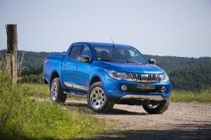 mitsubishi l200 pick-up 2015