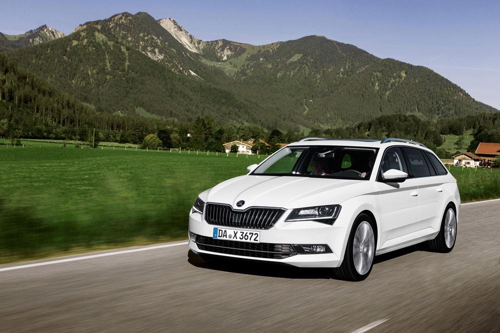 skoda superb combi iii 2015 test mehr geht n immer. Black Bedroom Furniture Sets. Home Design Ideas