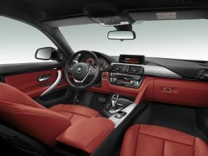 BMW 4er Gran Coupé 2015 cockpit
