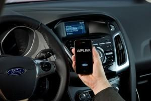 Ford AppLink iPhone Ford Sync 2015