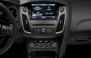 Ford Focus 2015 Ford Sync Interior