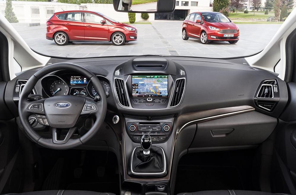 Ford Grand C-Max 2015 Test: um Längen besser? - MeinAuto.de