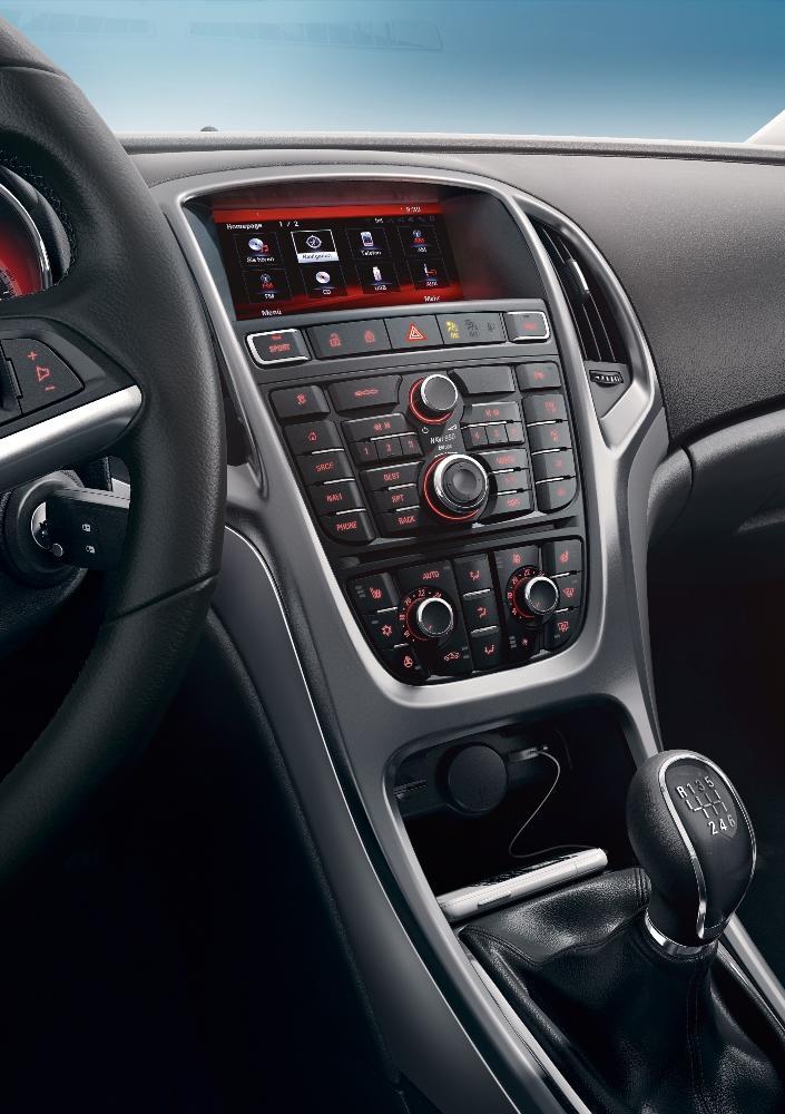 Opel Astra Premieren Auf Der Iaa 2015 Meinauto De
