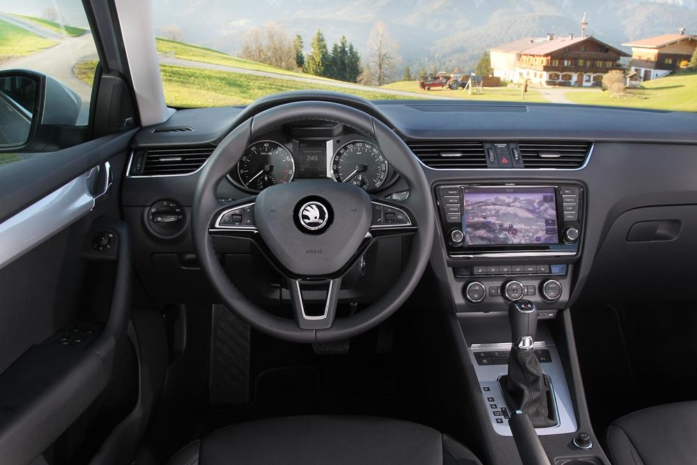 skoda octavia combi 1 4 tsi test neuer benziner f r den. Black Bedroom Furniture Sets. Home Design Ideas