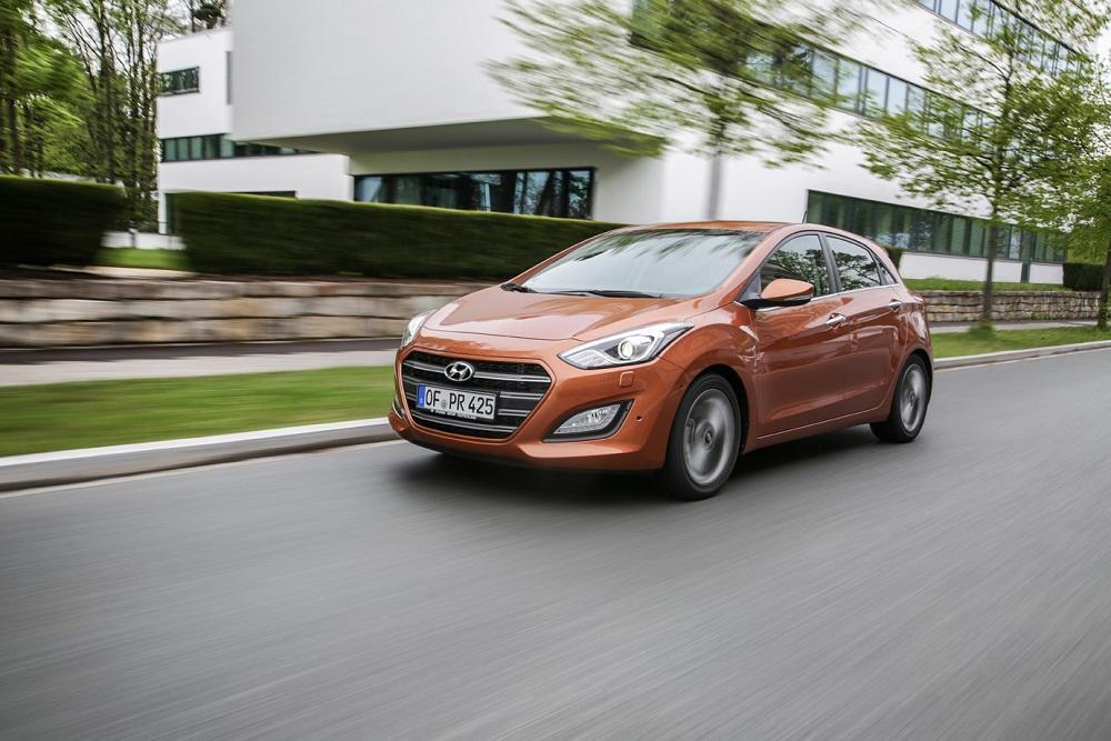 Hyundai I30 2015 Test Schönheitskur Für Den Koreanischen Golf
