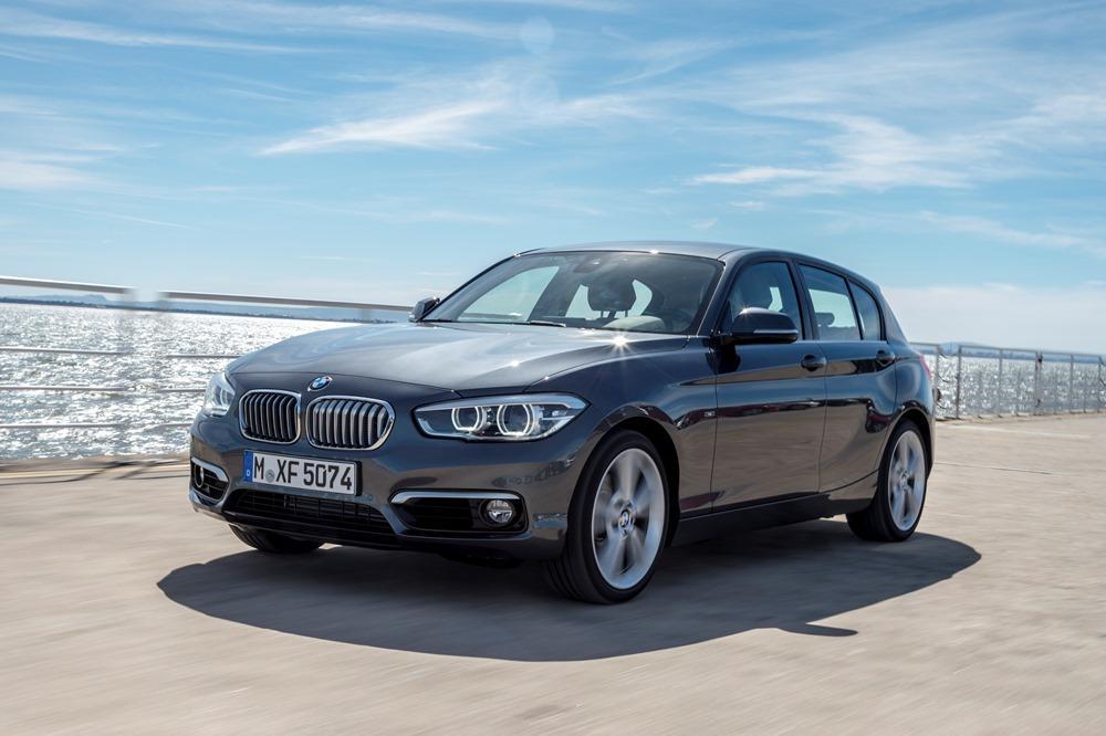 BMW 1er 118i Test 2015 BMW auf ungewohnten Motorenpfaden