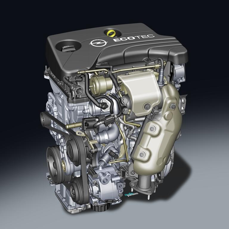 Opel Ecotec Direkt Injection Turbo