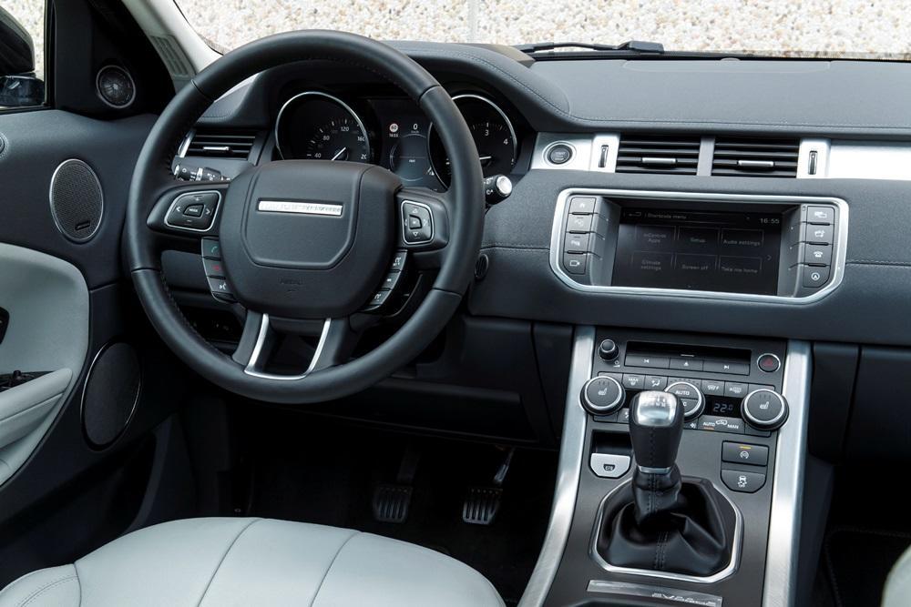 Range Rover Evoque Bestseller Wird Aufgewertet Und Cabrio
