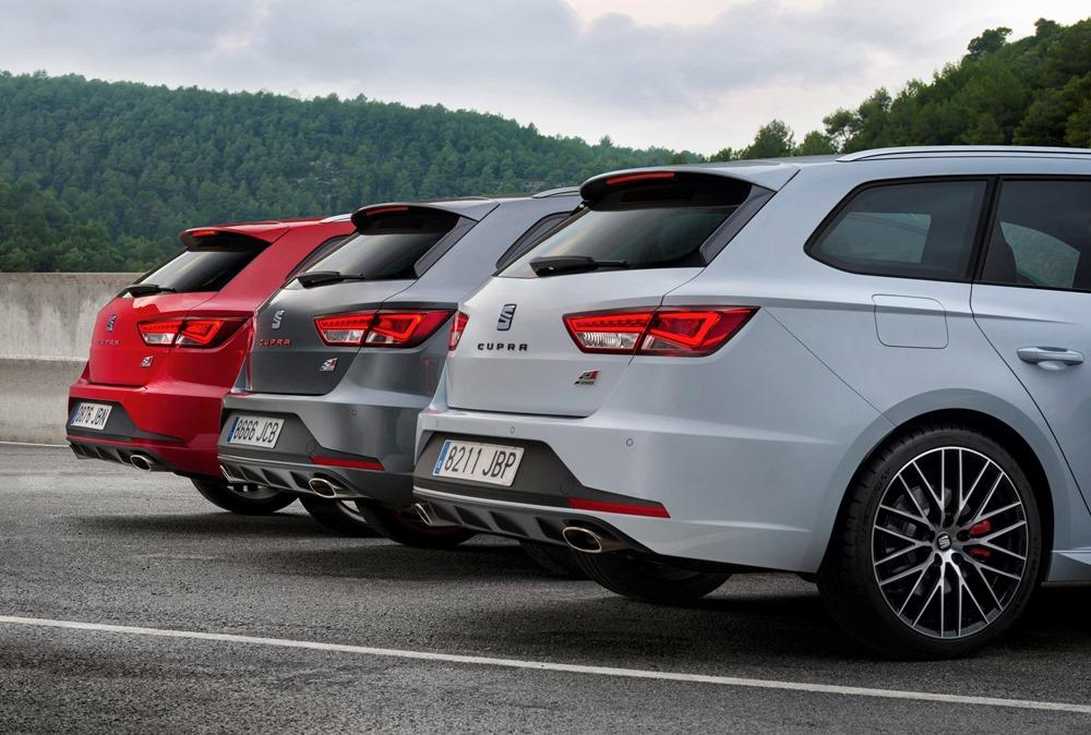 seat leon st cupra 290 test mehr ps f r den kombi familien sportler. Black Bedroom Furniture Sets. Home Design Ideas