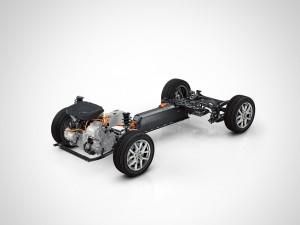 Volvo T5 Twin Engine Modular Architektur 2015
