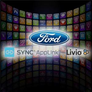 Ford SYNC Apps 2015