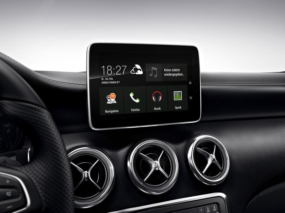 Gps Mercedes Cla