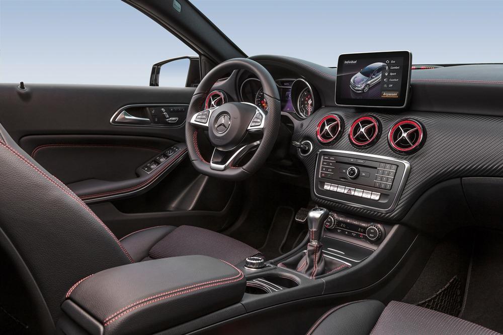 Mercedes a klasse 2015 test qualit tssprung bei komfort for Interieur gegenteil