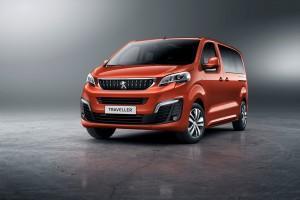 Peugeot Traveller und Expert: Jetzt mit Euro 6d-TEMP