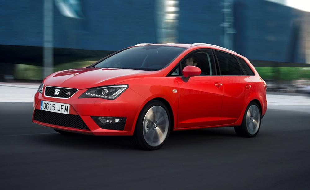seat ibiza st 2015 test der benziner im kern verbessert. Black Bedroom Furniture Sets. Home Design Ideas