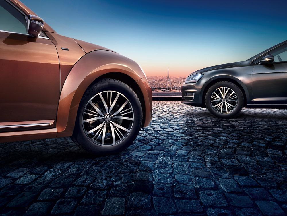 VW Golf Allstar Test (2016): VW schüttet das Zubehör-Füllhorn aus