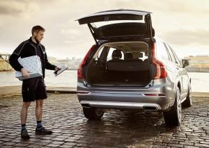 Volvo In car Delivery 2015 lieferung
