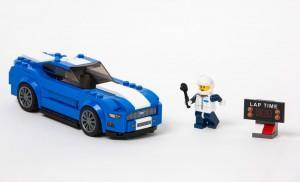 Lego Ford Mustang Set 2016 Spielzeug