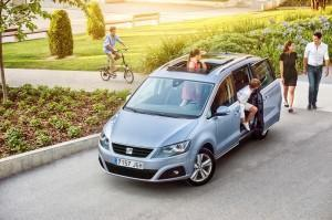 seat alhambra neuwagen bis 32 rabatt. Black Bedroom Furniture Sets. Home Design Ideas