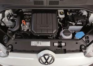 VW Up! 2016 technik motor mpi