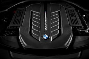 BMW M760Li xDrive 2016 technik motor