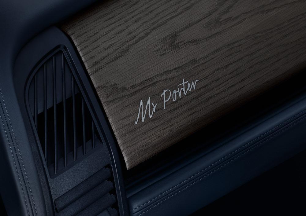 Bmw i3 limited edition im mr porter design for Mister porter