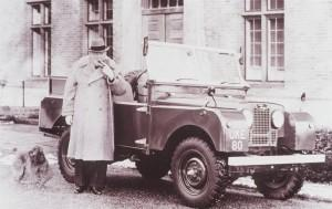 Land Rover Defender Churchill historie