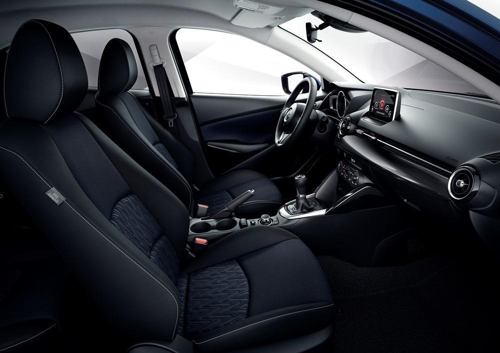Mazda 2 Amp 3 Jetzt Als Sondermodell Quot Nakama Quot Meinauto De