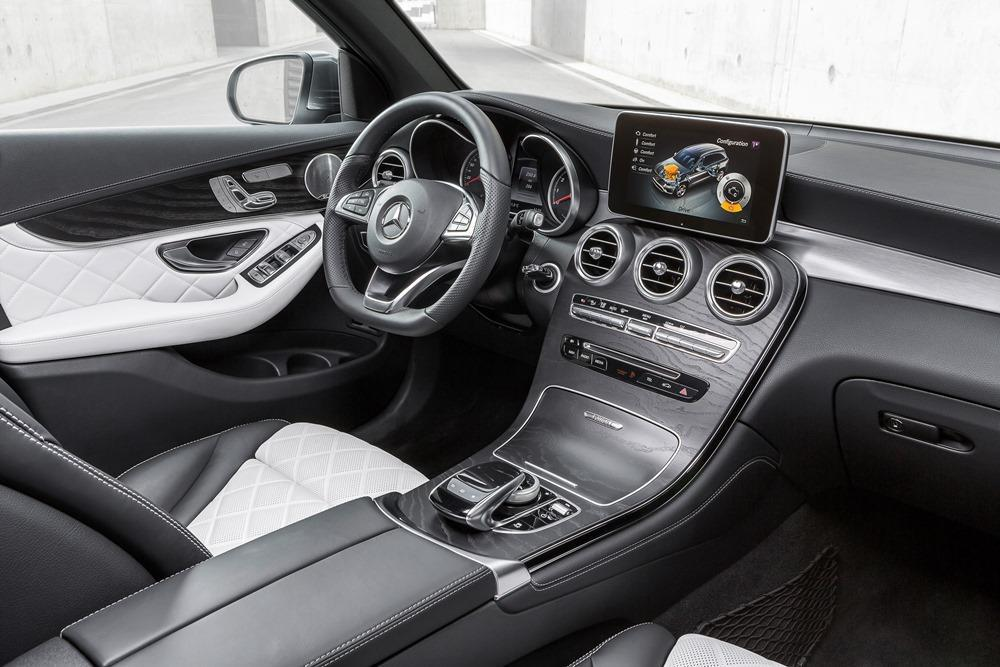 Mercedes Glc Coupe Diesel