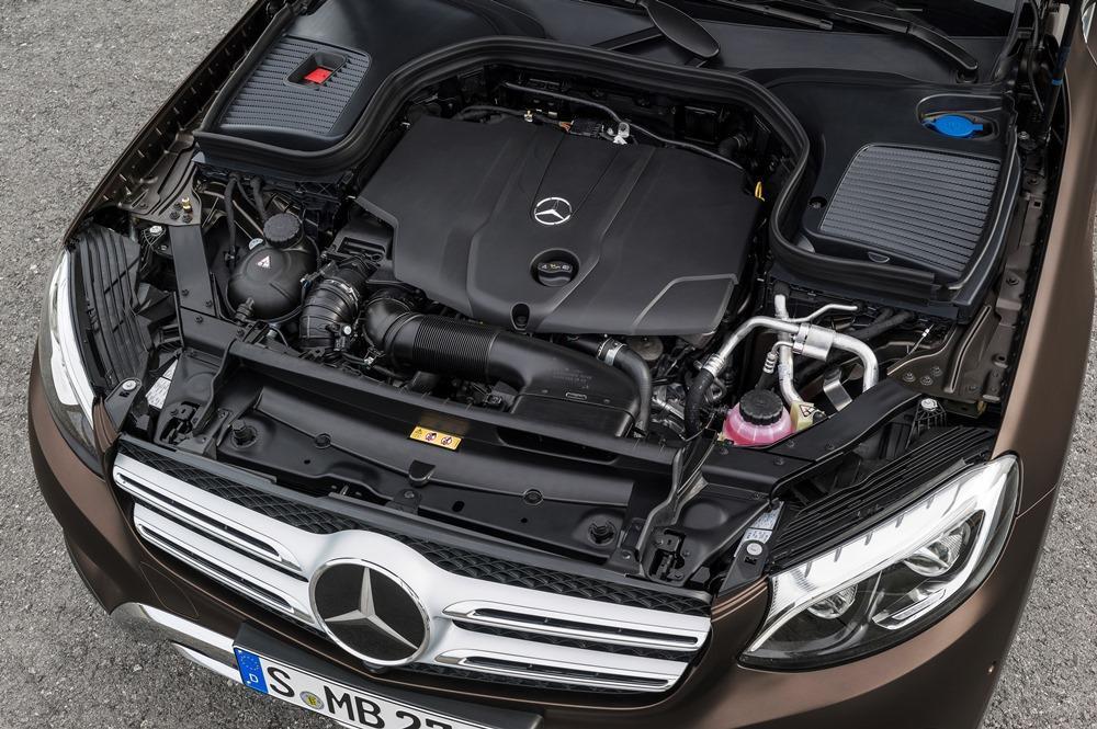 Mercedes Glc Test 2016 Ist Die C Klasse Auch Eine Suv