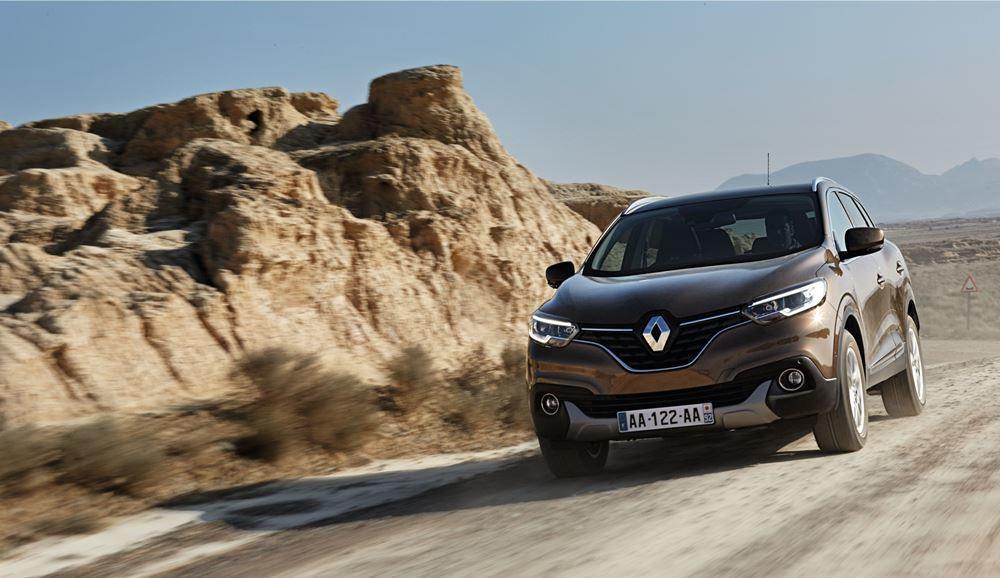 Renault Kadjar Test 2016 Benziner Auf Der Erfolgsspur Meinautode