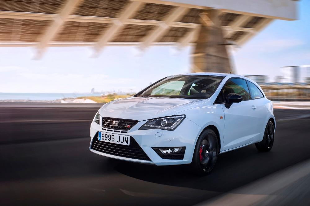 seat ibiza cupra test 2016 der kleinwagen mit dem. Black Bedroom Furniture Sets. Home Design Ideas