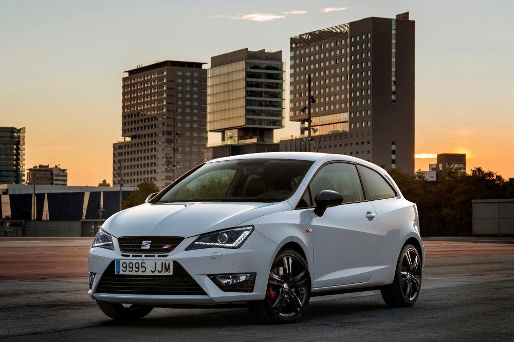 seat ibiza cupra test 2016 der kleinwagen mit dem bermotor. Black Bedroom Furniture Sets. Home Design Ideas