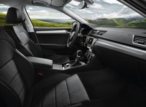 Skoda Superb Greenline 2016 innen cockpit