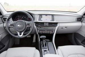 kia optima sportswagon 2016 innen cockpit