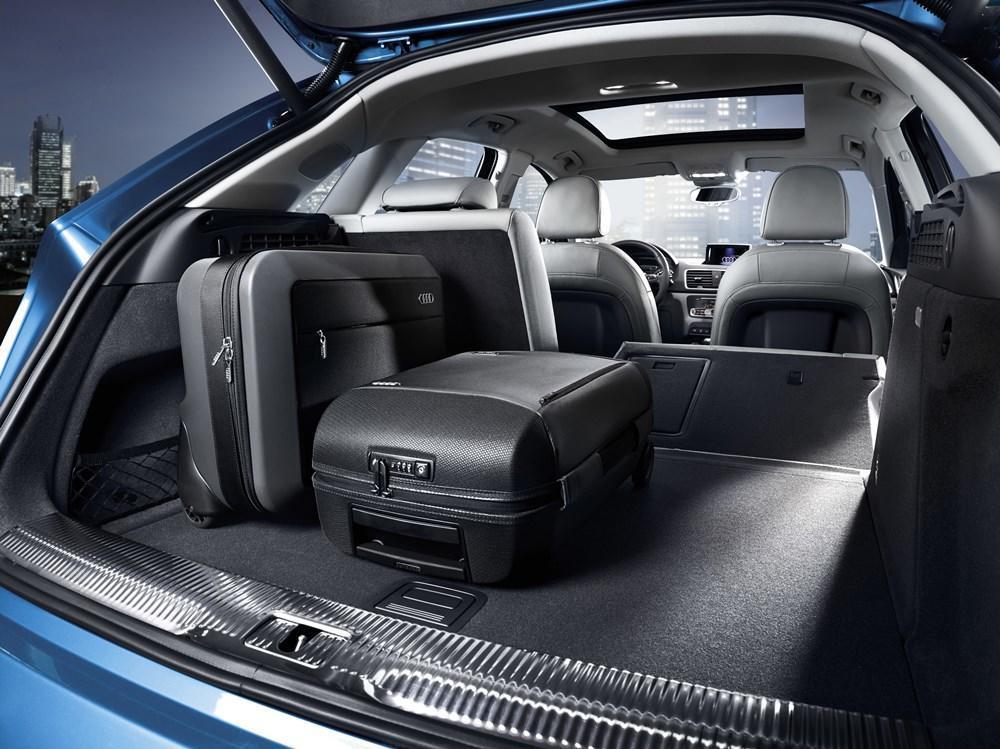 Audi q3 tdi test 2016 ultra oder nicht das ist die for Interieur q3 s line
