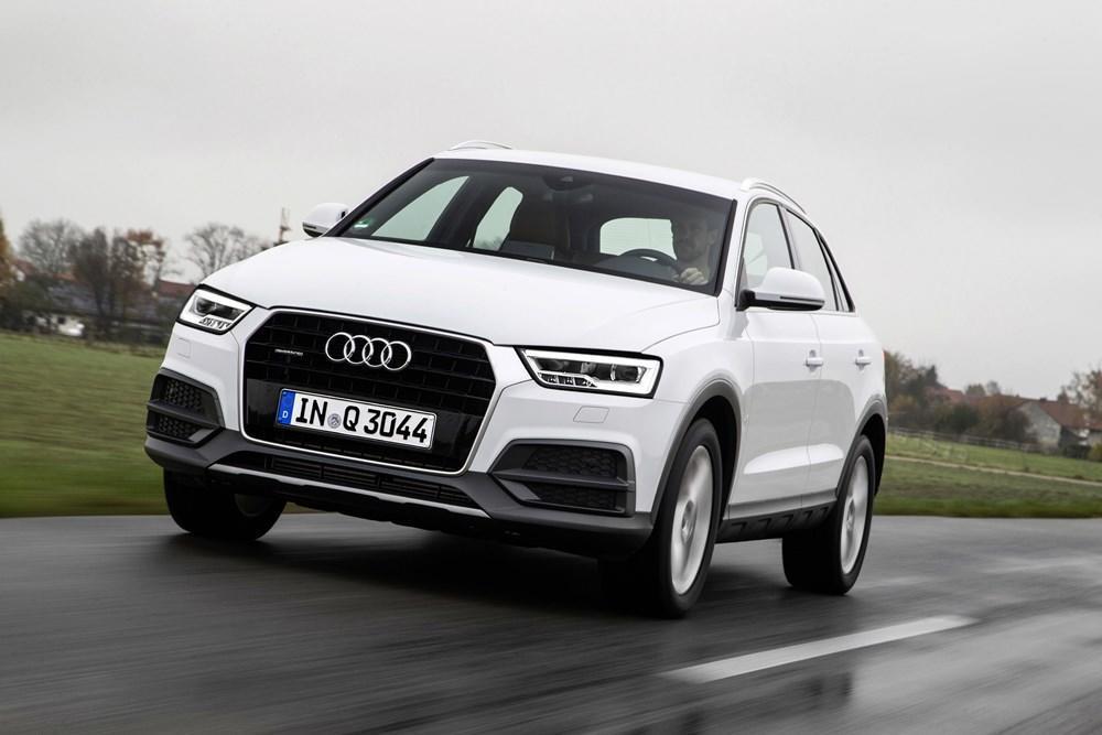 Audi Q3 Tdi Test 2016 Ultra Oder Nicht Das Ist Die