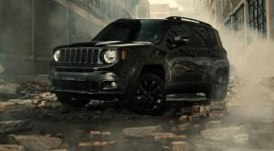Jeep Renegade Dawn of JusticeSpecial Edition