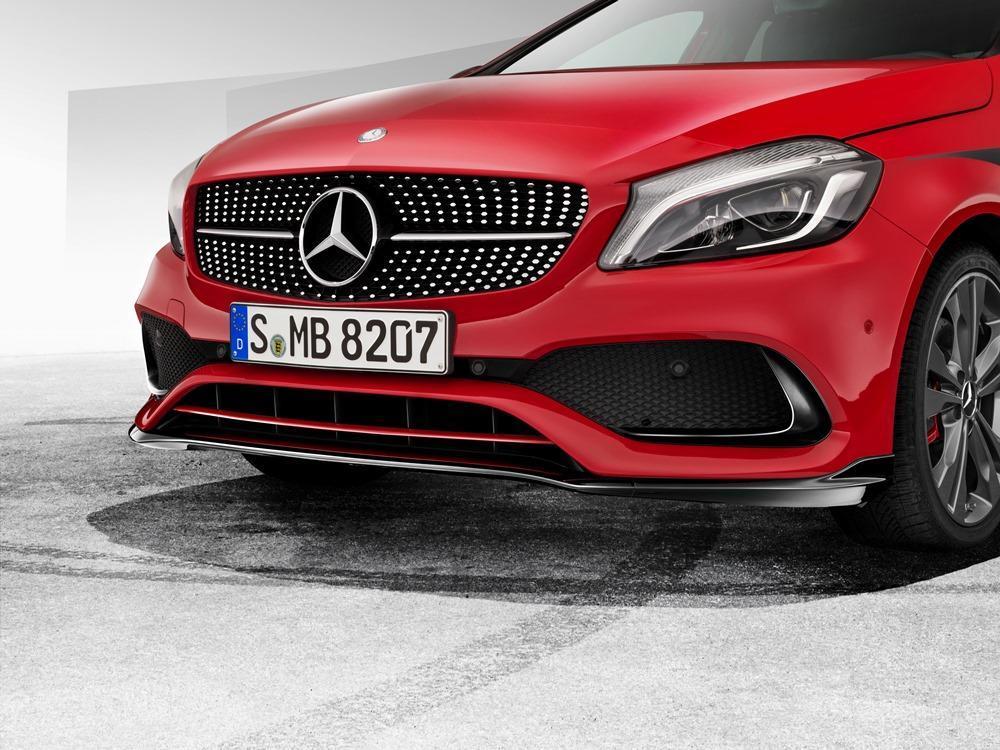 Mercedes A Klasse Exklusives Amg Zubehör Erhältlich Meinautode